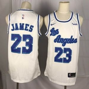 LeBron James 23 Los Angeles Lakers Jersey